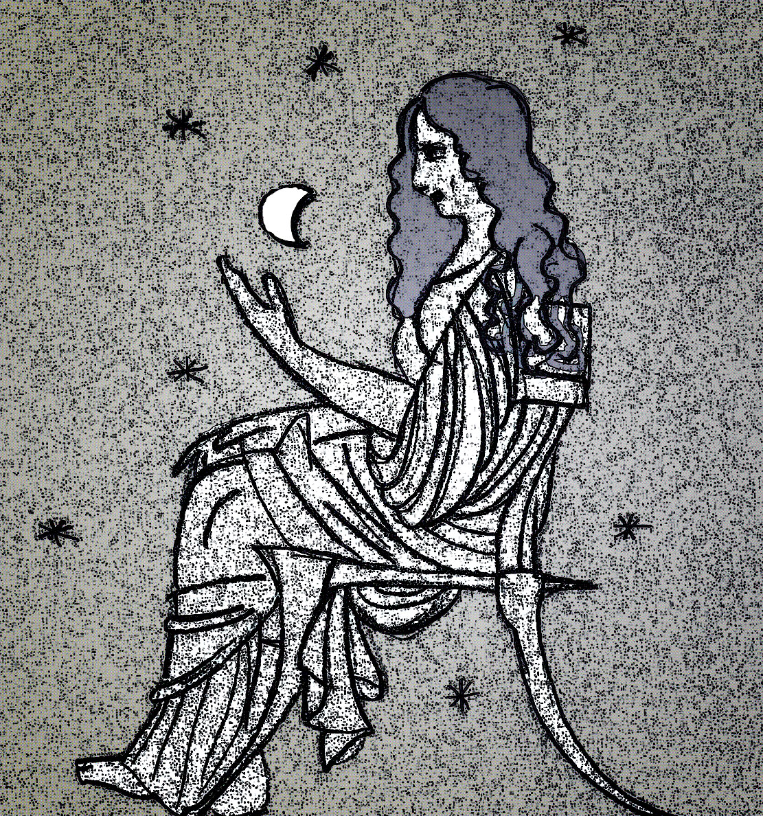 Aglaonice, la primera astrònoma d'Europa