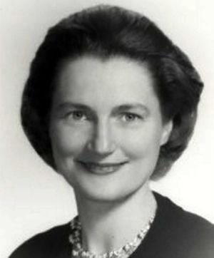 Erna Schneider Hoover